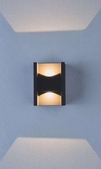 SEAMON outdoor wall lamp 2024 Aluminum IP5424