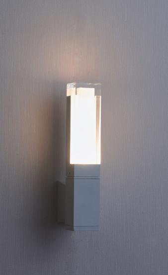 SEAMON outdoor wall lamp 2028 Aluminum IP54