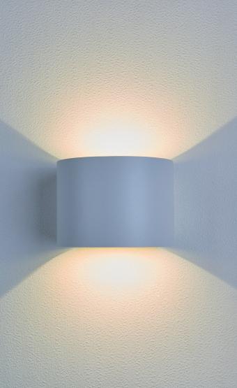 SEAMON outdoor wall lamp 2030 Aluminum IP54