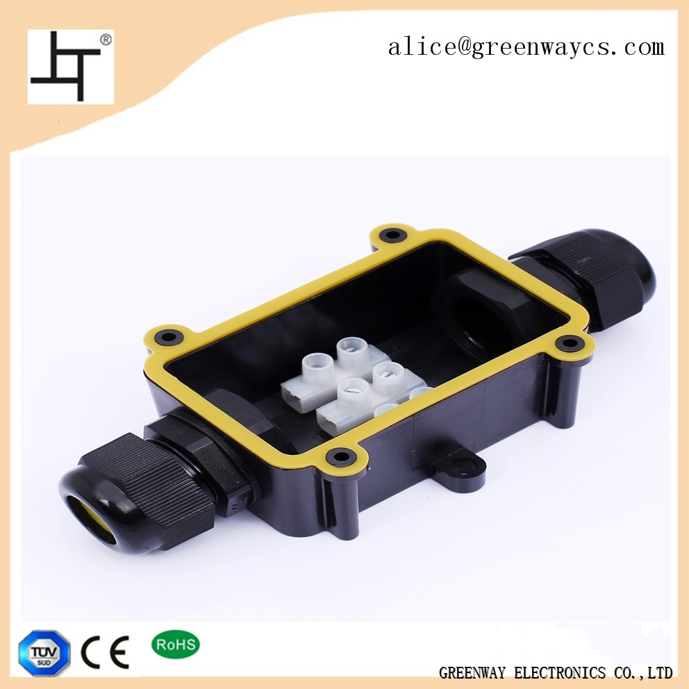 IP68 underwater junction box in power distribution equipment