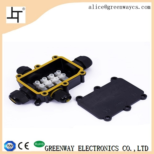 IP68 pvc waterproof junction box in power distribution equipment