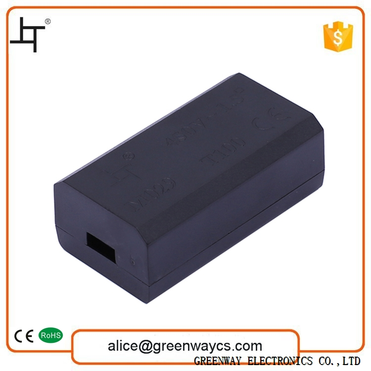 IP 20 rated indoor lighting connector box M029