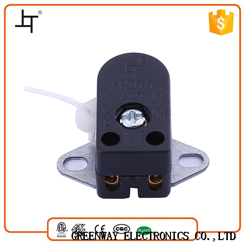 m200 safety pull cord line switch for wall and bathroom