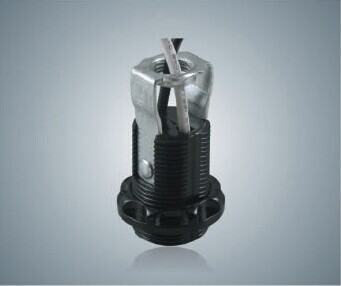 E12 Bakelite Lampholder GU-12-2