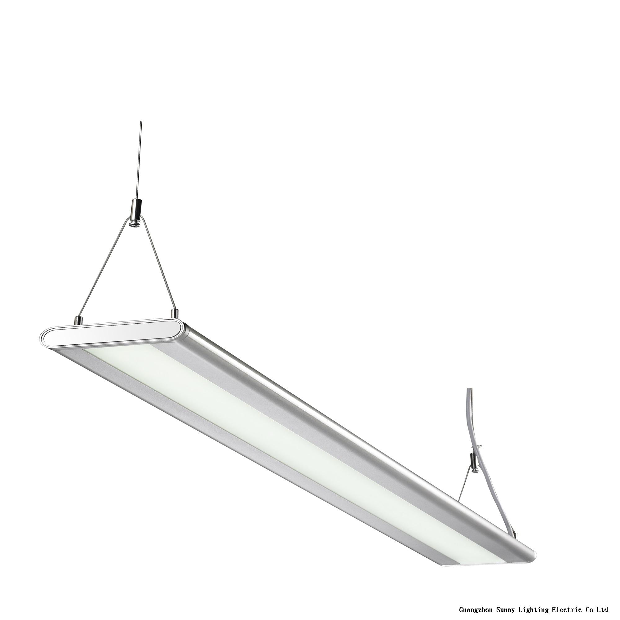 LED Flat Lighting Fixture