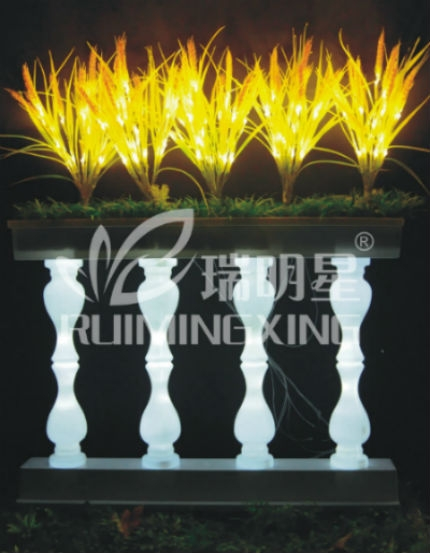 led rice decorative 220v project ip44 for park