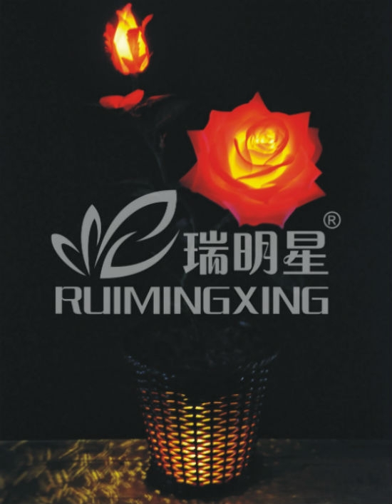 led rose home decoration 5v project ip44 for garden