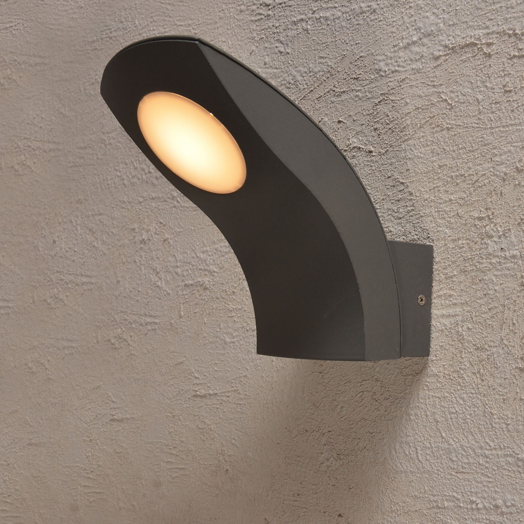 7W COB wall light IP65 QH-8086
