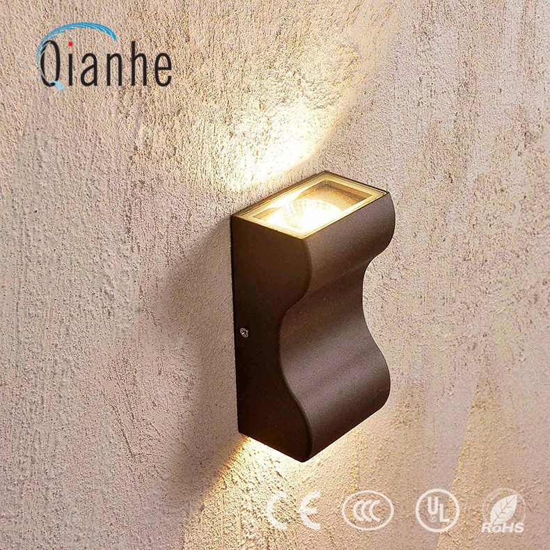 5W waterproof outdoor wall light QH-8006