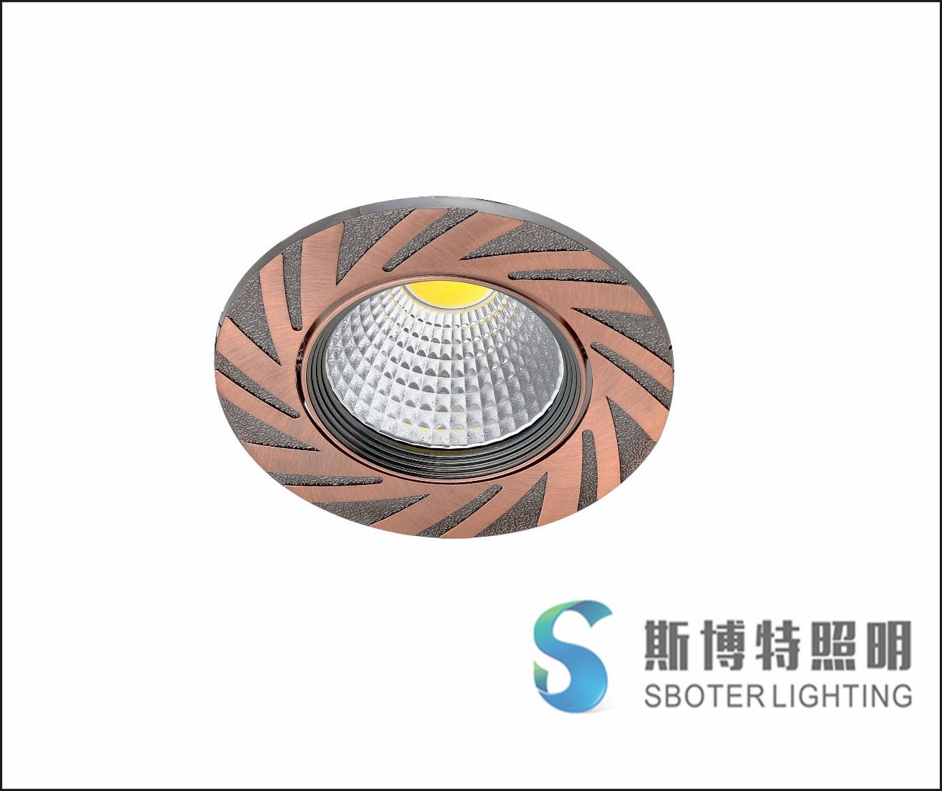 Economic and Efficient 3W recessed LED spot light