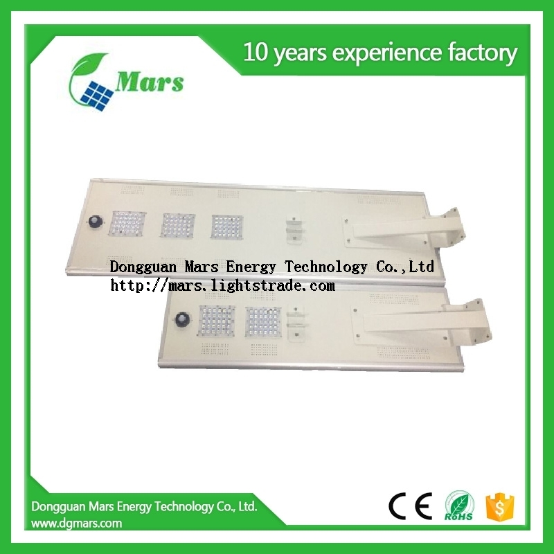 LED light solar power system street light with lithium battery 30w-200w