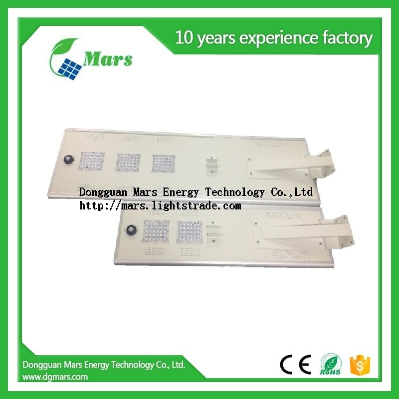 Manufacturer led outdoor lighting 30W solar street light price 30W customized whole set solar led