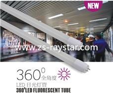 Hot Led Glass tube T8 2835 220V outdoor decoration