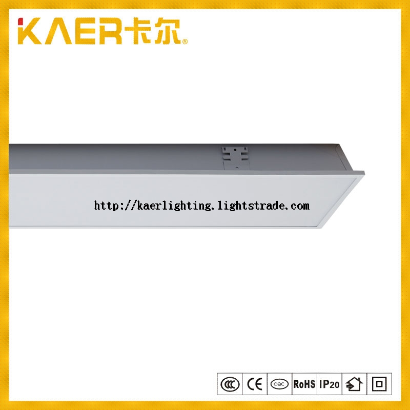 1200X300mm 36W LED Office Light Chandelier LED Panel Light 36W LED Office Light