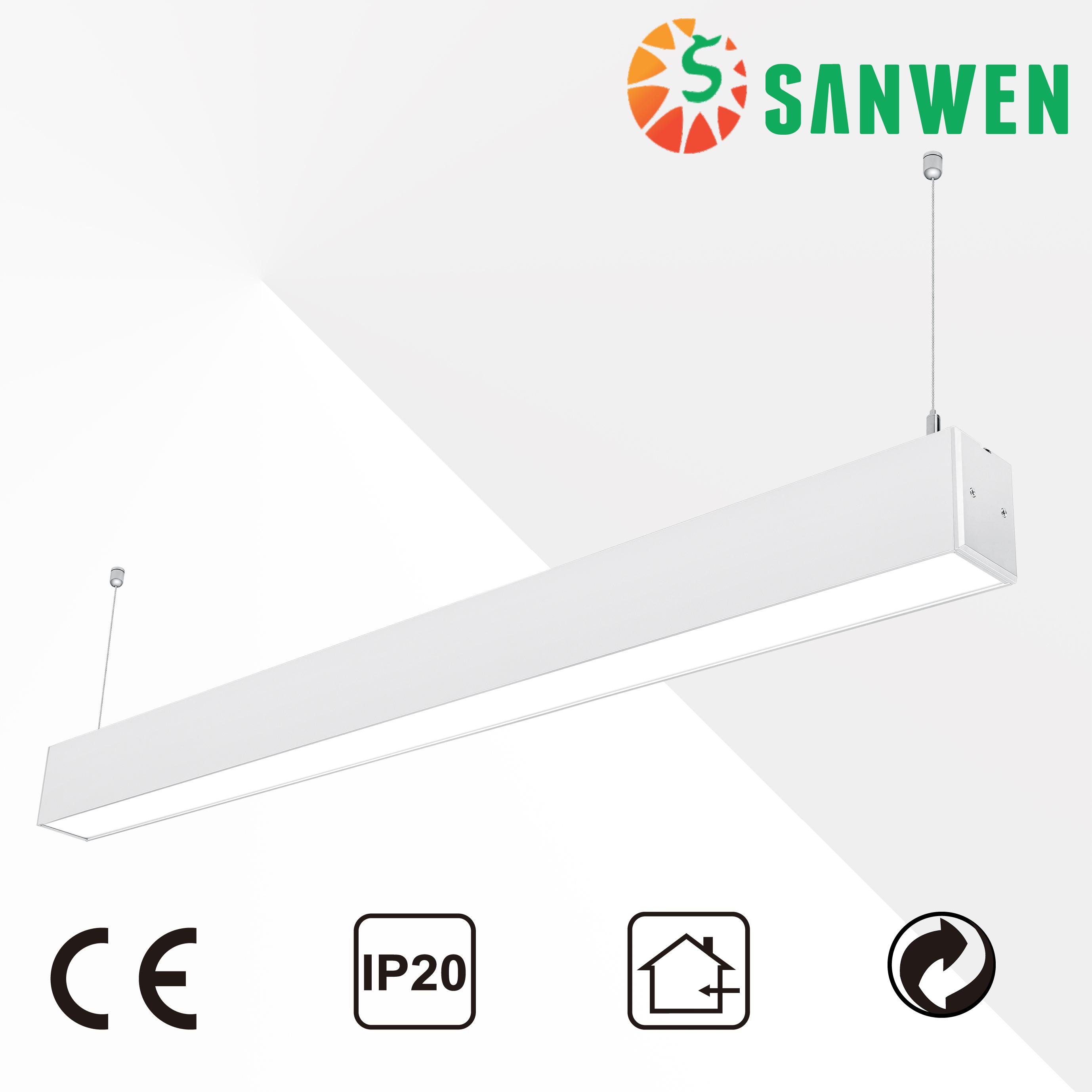 commercial led linear light