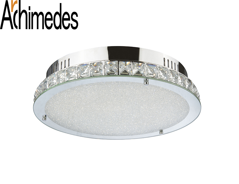 12W China LED Crystal Ceiling light Modern crystal lighting fixtures For Indoor Decoration