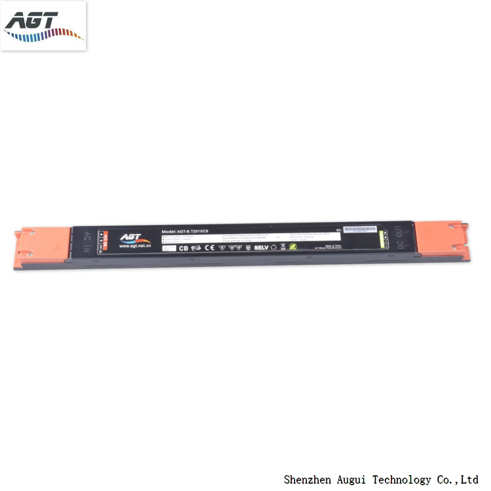 constant voltage no flicker dali dimmable led driver 24V power supply
