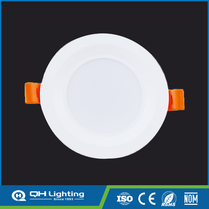 Round 6 inch 2000lm replacement ip68 20w cob led downlight