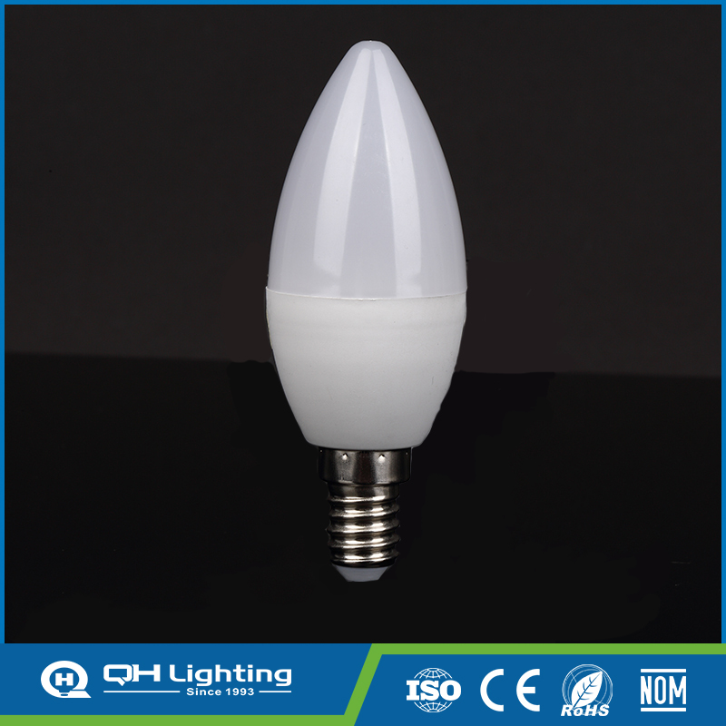Hot sale 220V E27 Led candle light