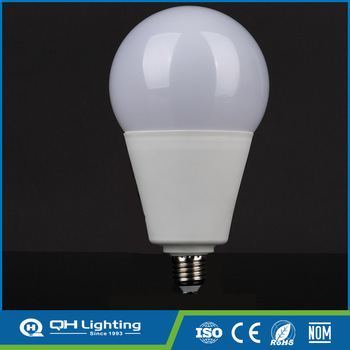 Energy star UL Dimmable 12W a70 led bulb