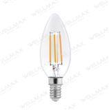 Filament LED Bulb C35 G45 P45 4W