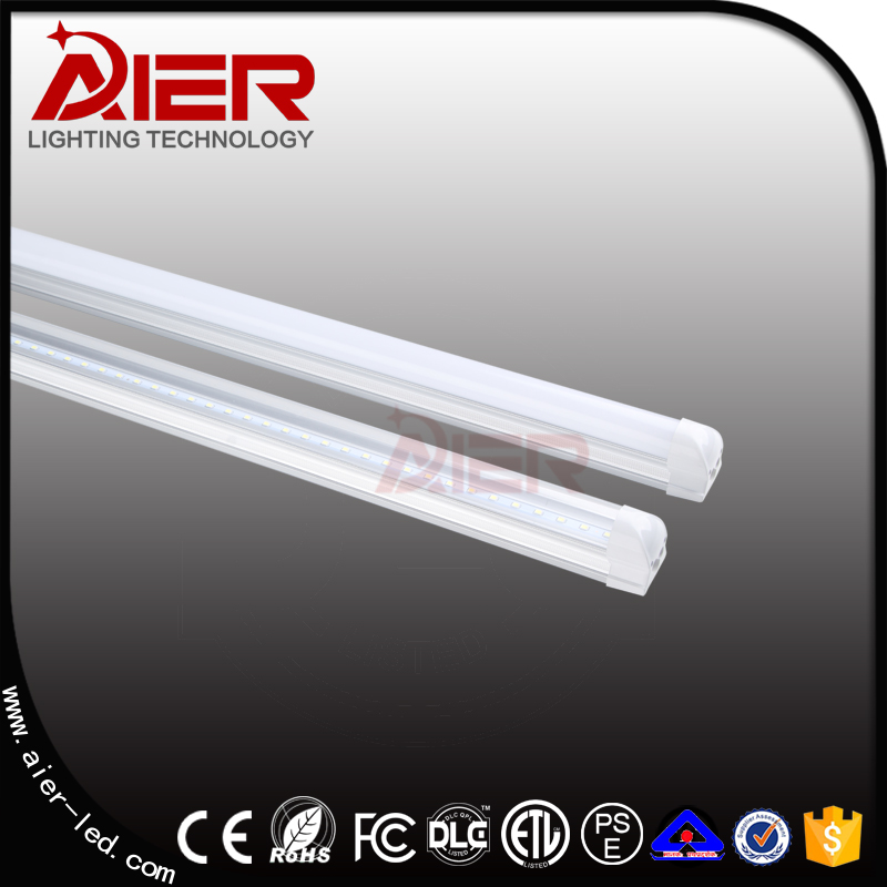 good heat dissipation aluminum T8 integrated led tube 1200mm