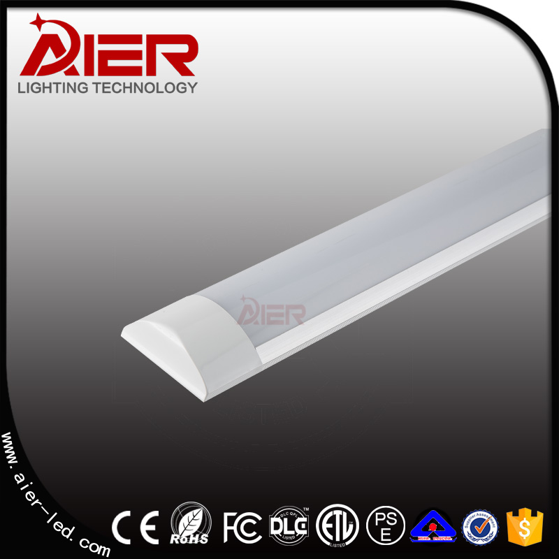 CE RoHS approval Ceiling install 4ft led linear batten light