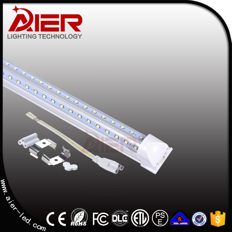 1200mm 28W T8 V shape led tube T8 integrated tube light