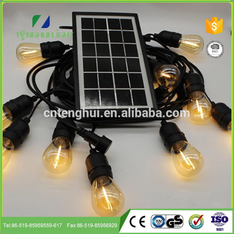 High quality Own factory PVC Aluminum CE ROHS solar led lights outdoor