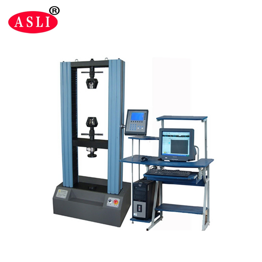 Computer Servo Control Tensile Tester testing tensile strength and elongation of wires