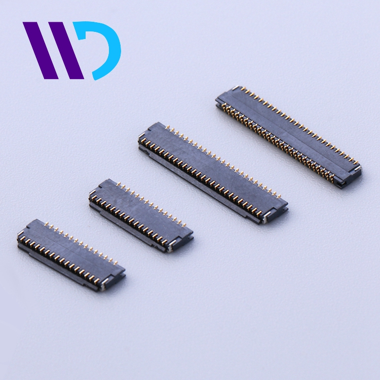 0.3mm pitch fpc connector