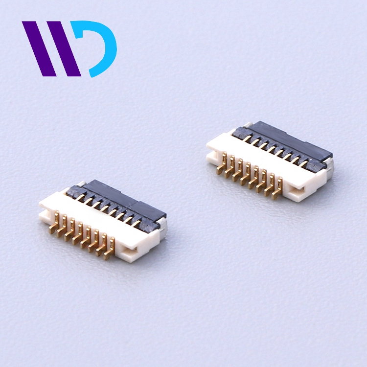 Hot sale 0.5mm pitch FPC connector