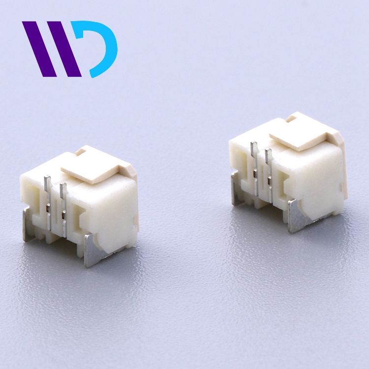Manufacturers 1.25mm pitch 2pin SMT harness contact wafer WTB connector