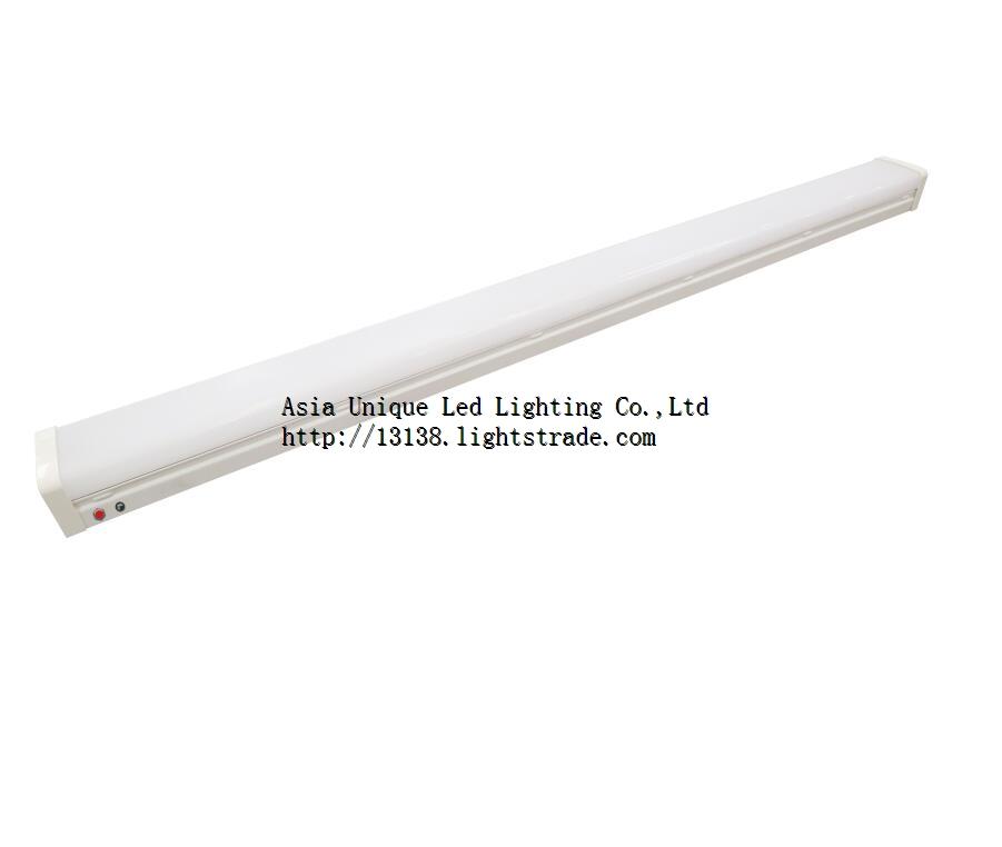 Emergency LED Batten Light for 5W 3hours LiFePO4 battery backup