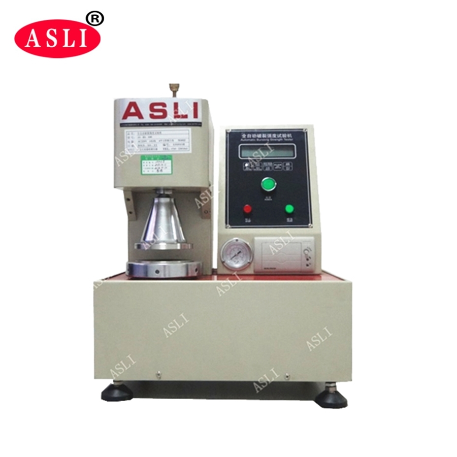 Strength and Performance of Corrugated Boards and Boxes Tester Bursting Strength Tester