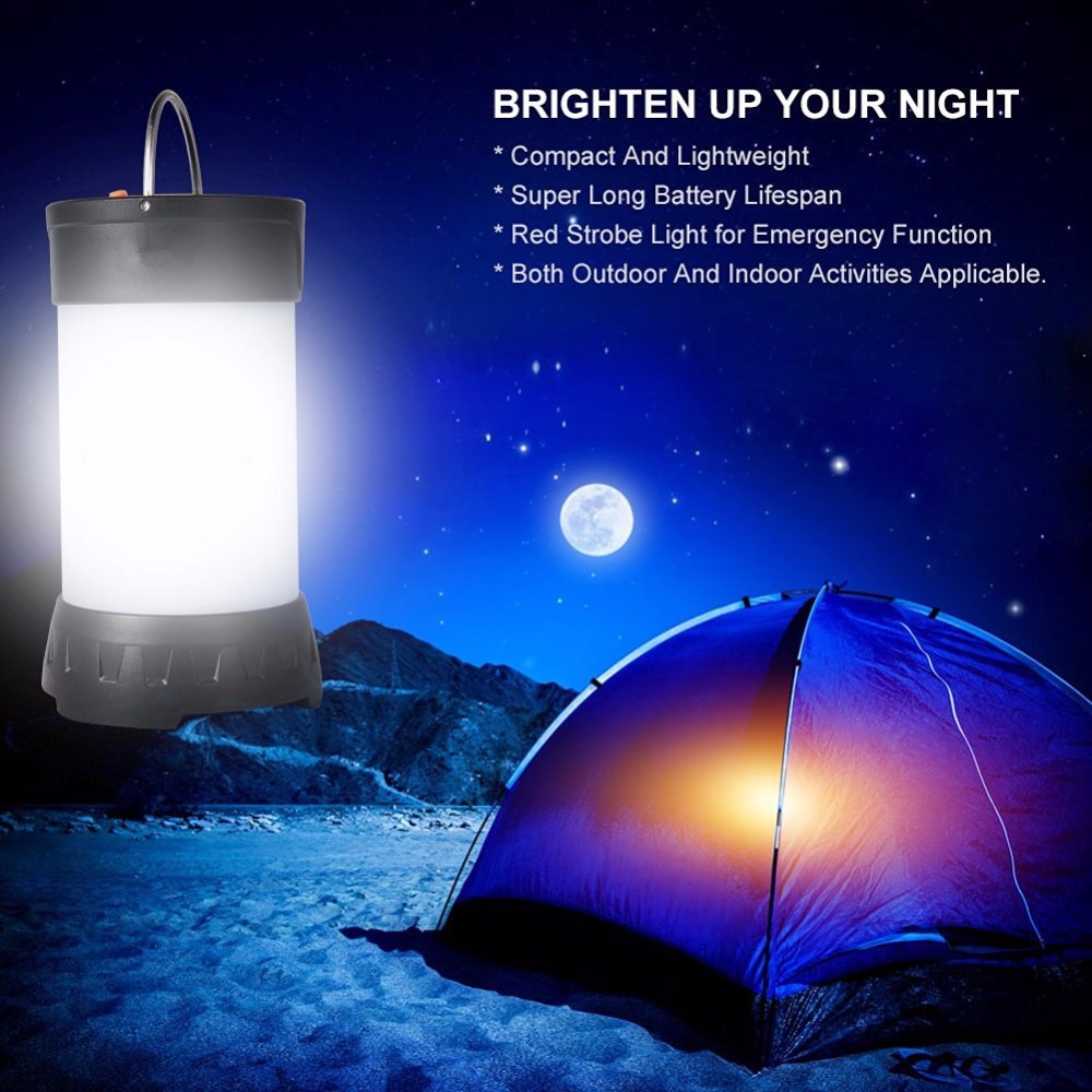 rechargeable led camping light