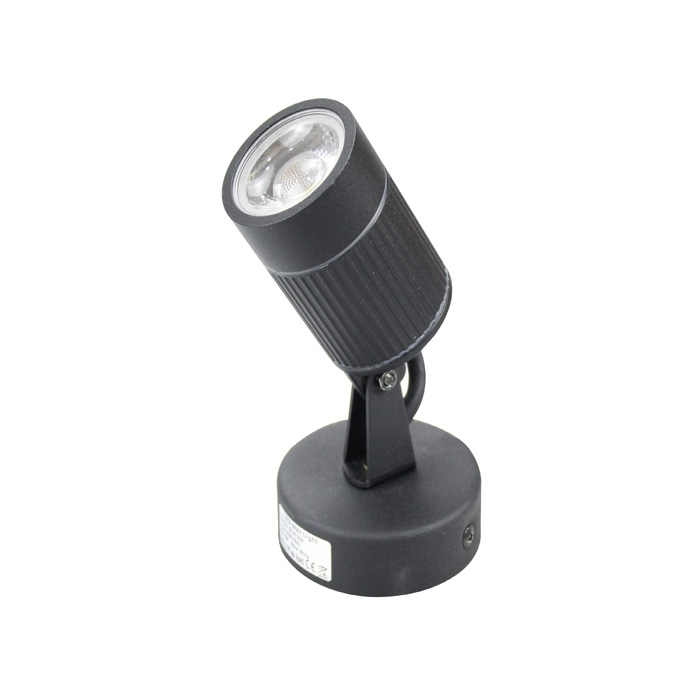 Outdoor single head wall light