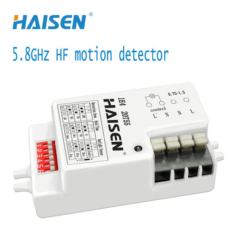 Microwave / Infrared / Voice Control / Light Control Sensor