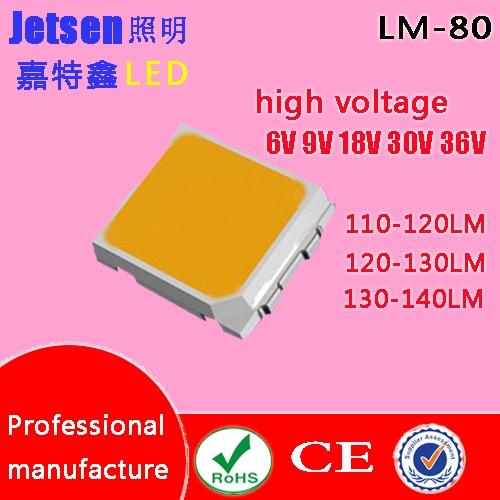 3V 6V 9V 18V 27V 36V 48V EMC 2835 3030 5050 SMD LED