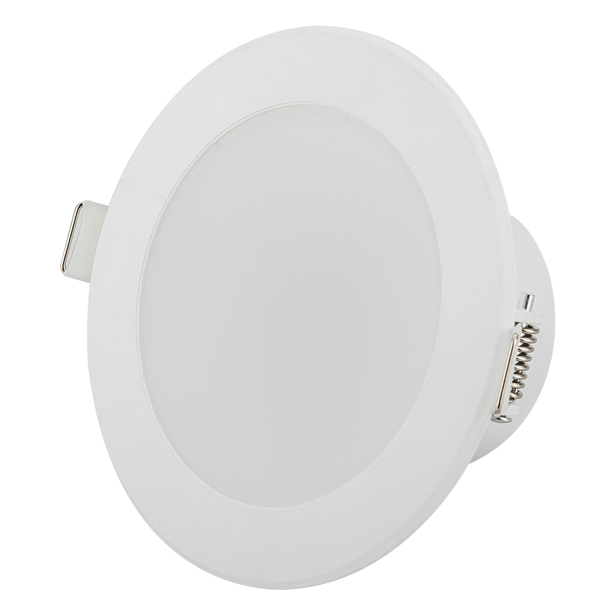 SAA Australia aluminum in plastic led downlight