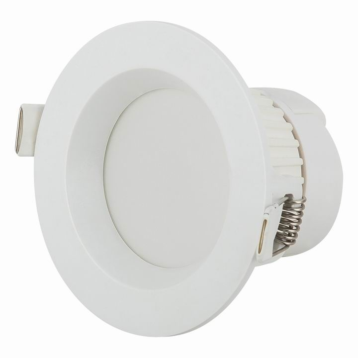 recessed installation driver inside SAA led downlight