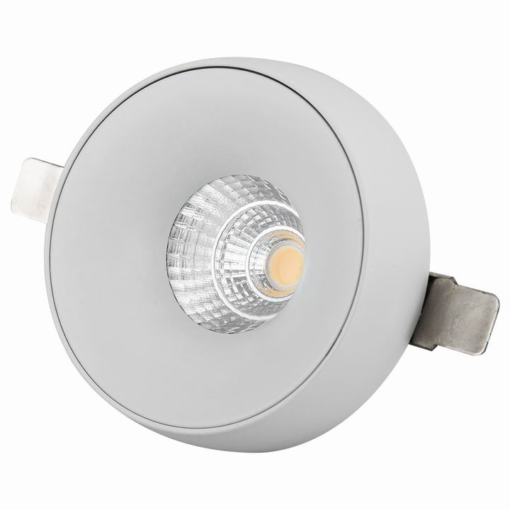 recessed and open installation together anti-glare led downlight