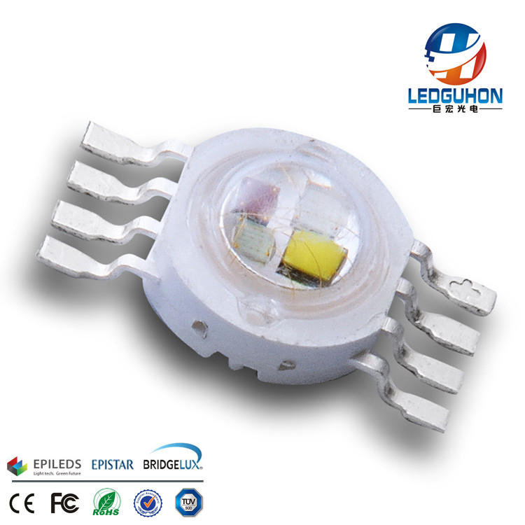 4in1 8W RGBW led diode used for led spider beam moving head light