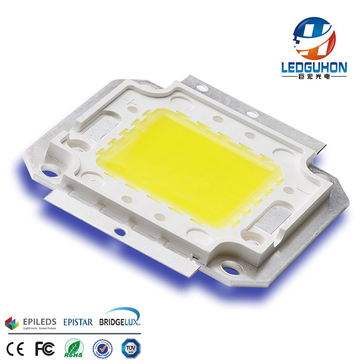 LED factory make 50W white cob 6500K led Z3C type