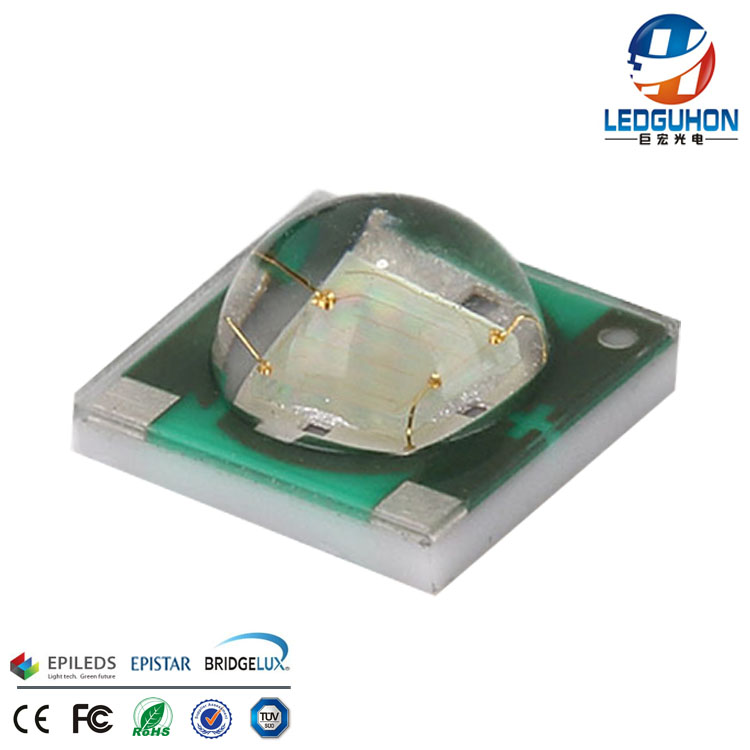 wholesale high bright 1w 3535 smd blue 465nm led
