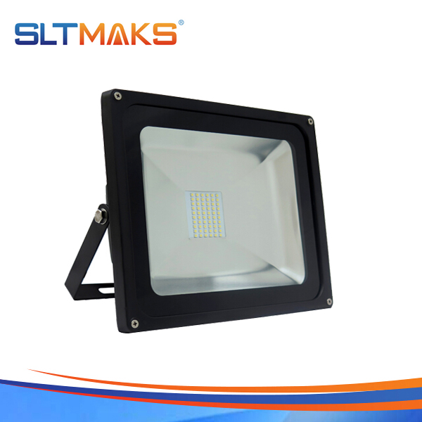 SLTMAKS Outdoor high lumen 50W LED Flood light CE RoHS UL DLC