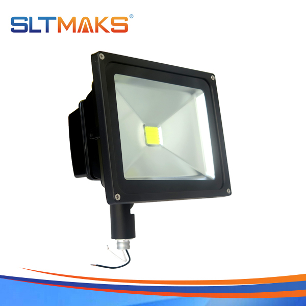 SLTMAKS Outdoor High quality 50W LED Flood light with Knuckle Mount