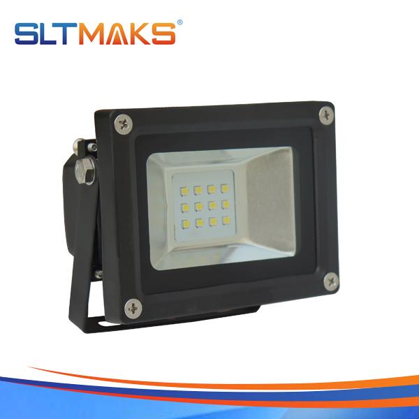 SLTMAKS Outdoor hot sales 10W LED Flood light ip65 CE RoHS DLC UL