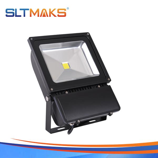 SLTMAKS Outdoor high power 80W led flood light DLC UL E361401