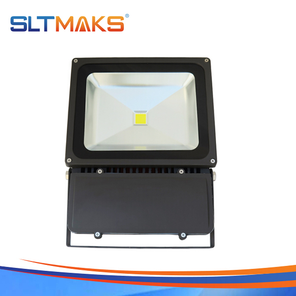 SLTMAKS Outdoor ip65 100W ul led flood light E361401 DLC